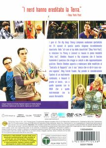 The Big Bang Theory. Stagione 5 (3 DVD) - DVD - 2