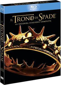 Il trono di spade. Game of Thrones. Stagione 2. Serie TV ita (5 Blu-ray) - Blu-ray