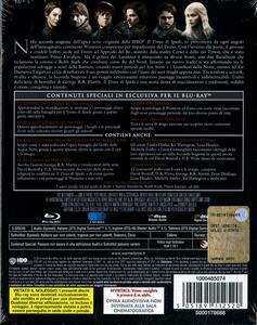 Il trono di spade. Game of Thrones. Stagione 2. Serie TV ita (5 Blu-ray) - Blu-ray - 2
