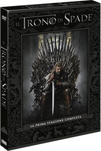 Il trono di spade. Game of Thrones. Stagione 1. Serie TV ita (5 DVD) - DVD