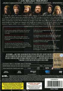 Il trono di spade. Game of Thrones. Stagione 1. Serie TV ita (5 DVD) - DVD - 2