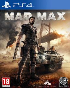 Videogioco Mad Max PlayStation4 0
