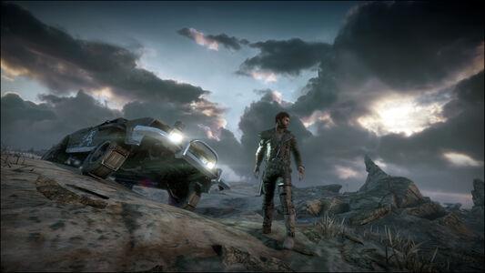 Videogioco Mad Max PlayStation4 1