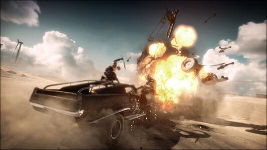 Videogioco Mad Max PlayStation4 3