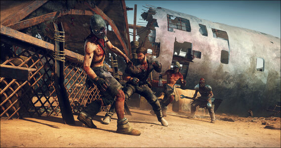 Videogioco Mad Max PlayStation4 5