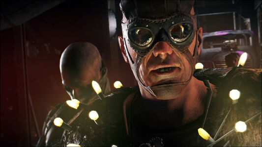 Videogioco Mad Max PlayStation4 9