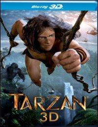 Cover Dvd Tarzan 3D (Blu-ray)