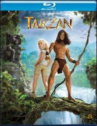 Cover Dvd Tarzan (Blu-ray)