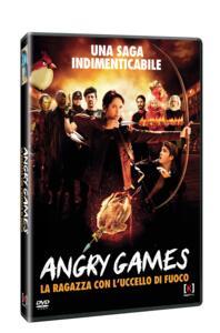 Angry Games. La ragazza con l'uccello di fuoco di Jason Friedberg,Aaron Seltzer - DVD