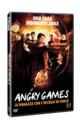 Cover Dvd Angry Games - La ragazza con l'uccello di fuoco