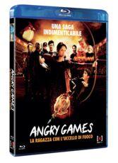 Film Angry Games. La ragazza con l'uccello di fuoco Jason Friedberg Aaron Seltzer