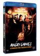 Cover Dvd DVD Angry Games - La ragazza con l'uccello di fuoco