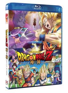Dragon Ball Z. La battaglia degli dei di Masahiro Hosoda - Blu-ray