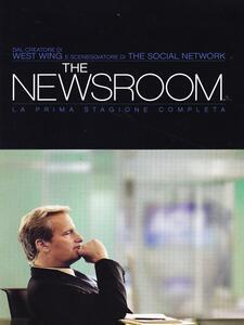 The Newsroom. Stagione 1 (4 DVD) - DVD