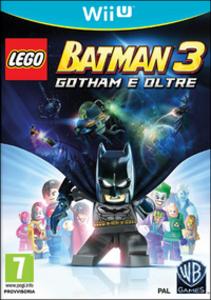 Videogioco LEGO Batman 3: Gotham e oltre Nintendo Wii U 0