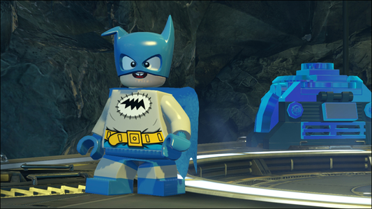 Videogioco LEGO Batman 3: Gotham e oltre Nintendo Wii U 1