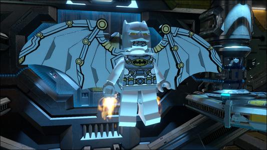 Videogioco LEGO Batman 3: Gotham e oltre Nintendo Wii U 4