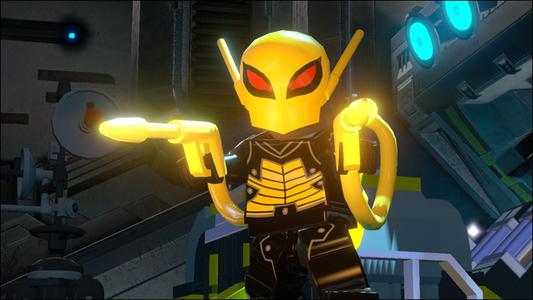 Videogioco LEGO Batman 3: Gotham e oltre Nintendo Wii U 5