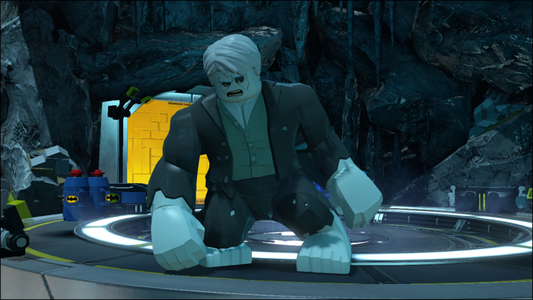 Videogioco LEGO Batman 3: Gotham e oltre Nintendo Wii U 8