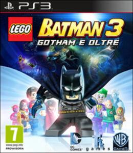 Videogioco LEGO Batman 3: Gotham e oltre PlayStation3 0