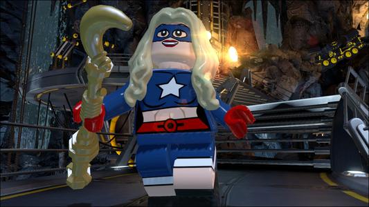 Videogioco LEGO Batman 3: Gotham e Oltre PS Vita 7