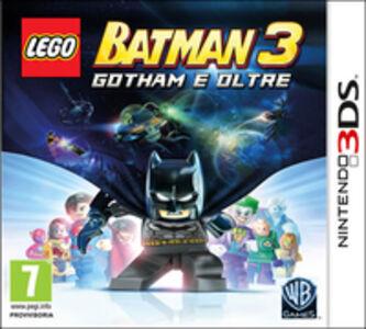 Videogioco LEGO Batman 3: Gotham e oltre Nintendo 3DS