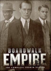 Boardwalk Empire. Stagione 4 (Serie TV ita) (4 DVD) - DVD
