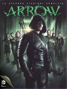 Arrow. Stagione 2. Serie TV ita (5 DVD) - DVD