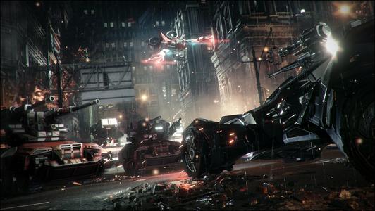 Videogioco Batman: Arkham Knight Xbox One 9