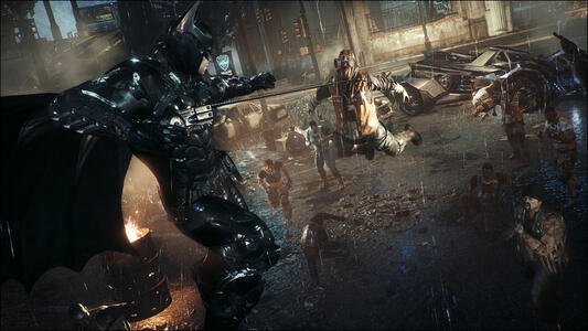 Batman: Arkham Knight - 9