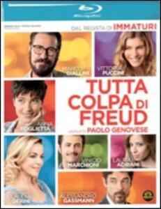 Tutta colpa di Freud di Paolo Genovese - Blu-ray