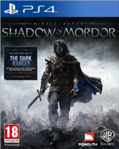 Videogioco Terra di Mezzo: l'ombra di Mordor PlayStation4 0