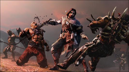 Videogioco Terra di Mezzo: l'ombra di Mordor PlayStation4 1