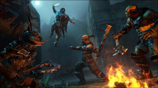 Videogioco Terra di Mezzo: l'ombra di Mordor PlayStation4 2