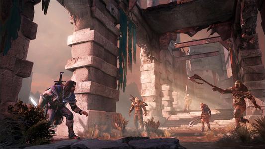 Videogioco Terra di Mezzo: l'ombra di Mordor PlayStation4 3