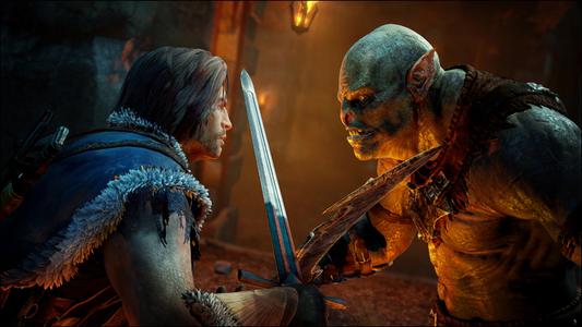 Videogioco Terra di Mezzo: l'ombra di Mordor PlayStation4 5