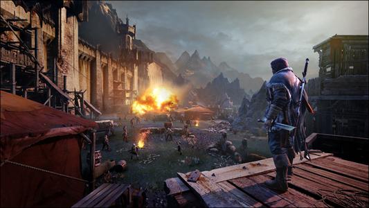Videogioco Terra di Mezzo: l'ombra di Mordor PlayStation4 6