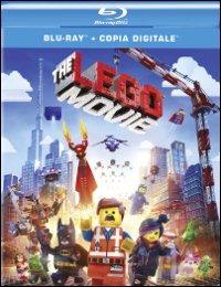 Cover Dvd Lego Movie (Blu-ray)