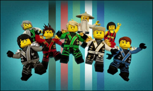 LEGO Ninjago: Nindroids - 5