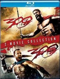Cover Dvd 300 - 300. L'alba di un impero (Blu-ray)