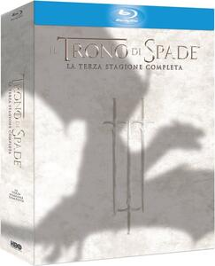 Il trono di spade. Game of Thrones. Stagione 3. Serie TV ita (5 Blu-ray) - Blu-ray