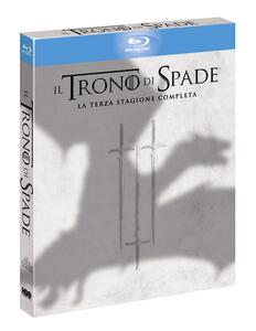 Il trono di spade. Game of Thrones. Stagione 3. Serie TV ita (5 Blu-ray) - Blu-ray - 2