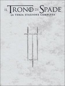 Il trono di spade. Game of Thrones. Stagione 3. Serie TV ita (5 DVD) - DVD