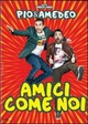 Cover Dvd Amici come noi