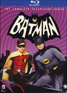 Film Batman. La serie TV completa (13 Blu-ray) Oscar Rudolph James B. Clark George Waggner
