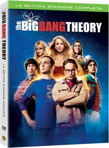 The Big Bang Theory. Stagione 7 (3 DVD) - DVD