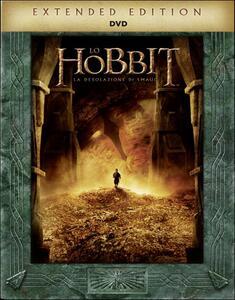 Lo Hobbit. La desolazione di Smaug (5 DVD) di Peter Jackson - DVD