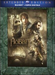 Lo Hobbit. La desolazione di Smaug (3 Blu-ray) di Peter Jackson - Blu-ray