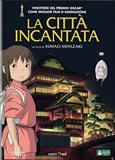 Film La città incantata (DVD) Hayao Miyazaki
