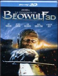 Cover Dvd leggenda di Beowulf 3D (Blu-ray)